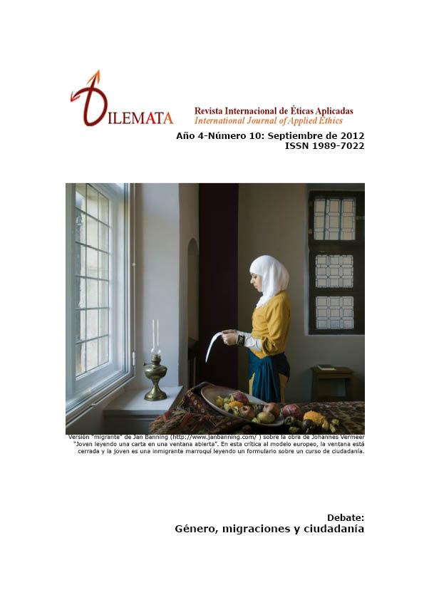 Ver Núm. 10 (2012): Género, migraciones y ciudadanía