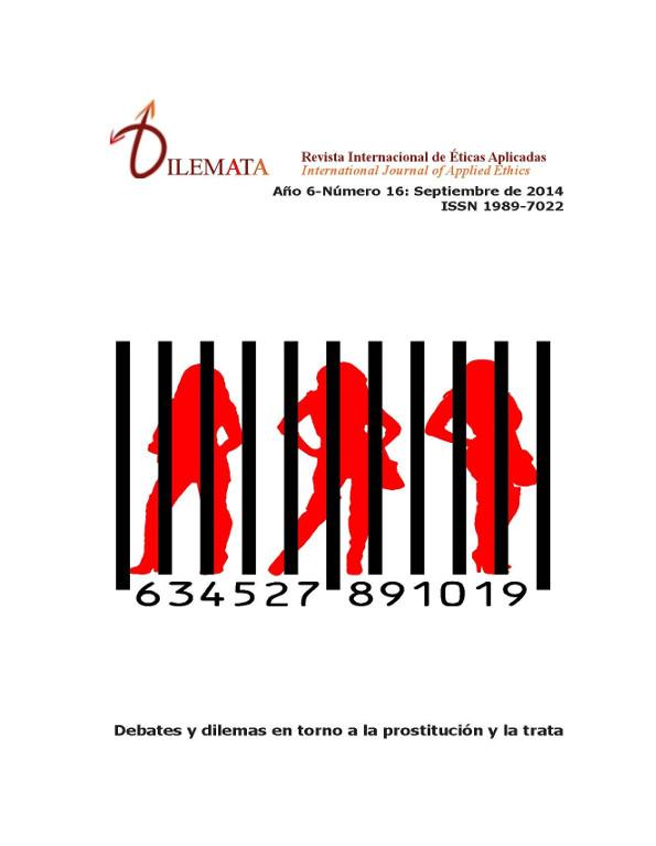 Ver Núm. 16 (2014): Debates y dilemas en torno a la prostitución y la trata